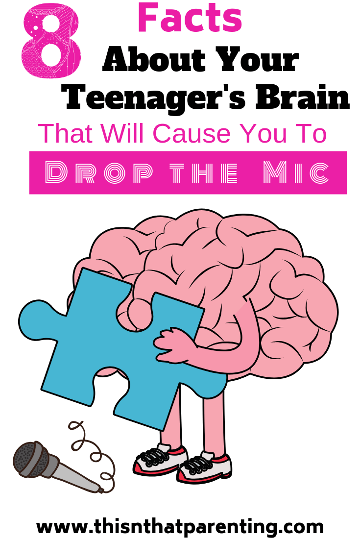 The Purpose Of Teenage Brain >> 8 Truths About Teenage Brain Development Every Parent Must Know